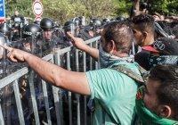 В Нидерландах вспыхнули беспорядки против мигрантов