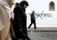 Мусульманки США прячут платки под капюшонами