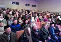Мусульмане поселка Васильево отметили Мавлид ан-Наби