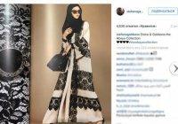 Dolce&Gabbana выпустил коллекцию мусульманской одежды
