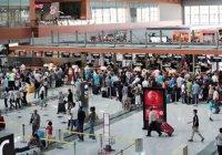 Мощный взрыв произошел в стамбульском аэропорту