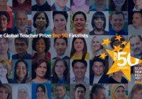 Трое палестинских учителей борются за звание «Лучший учитель мира»