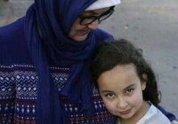 Американские военные организовали акцию в защиту детей-мусульман