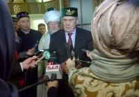 Минтимер Шаймиев выступил на Мавлиде ан-Наби в Болгаре