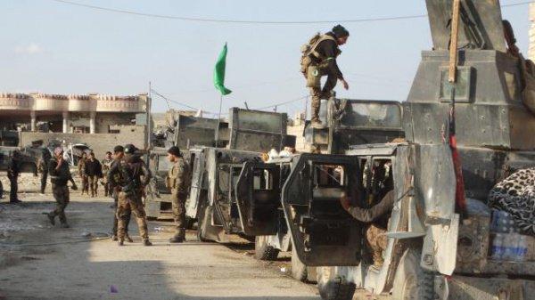 Армия освободила Рамади от ИГИЛ