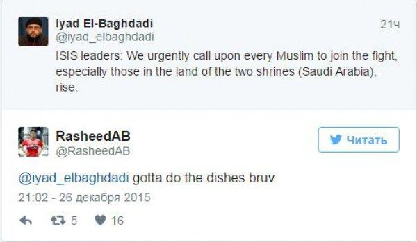 Блогеры-мусульмане высмеяли призыв присоединиться к ИГИЛ