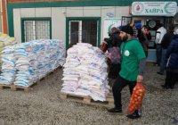 300 малообеспеченных чеченских семей получили помощь от волонтеров