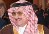 Скончался наследник престола Саудовской Аравии