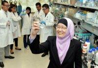 Сингапурская мусульманка получила престижную научную премию