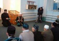 Муфтий РТ совершает рабочую поездку в Бугульминский район