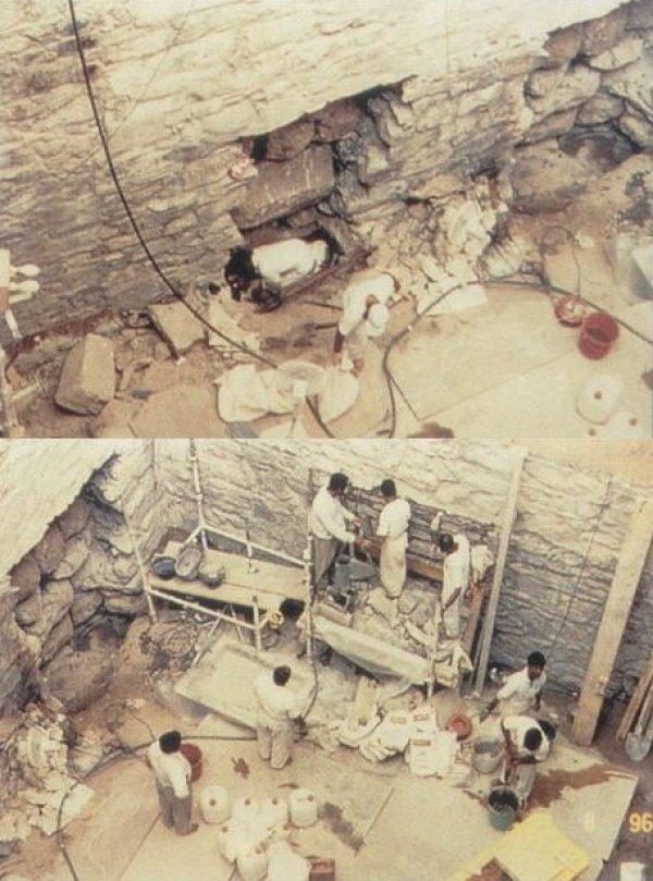 Так менялся внешний облик Каабы сквозь столетия