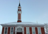 В мечети поселка Аметьево прошел Мавлид ан-Наби