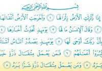 Из всего Корана этот аят должен вызывать наибольший трепет...