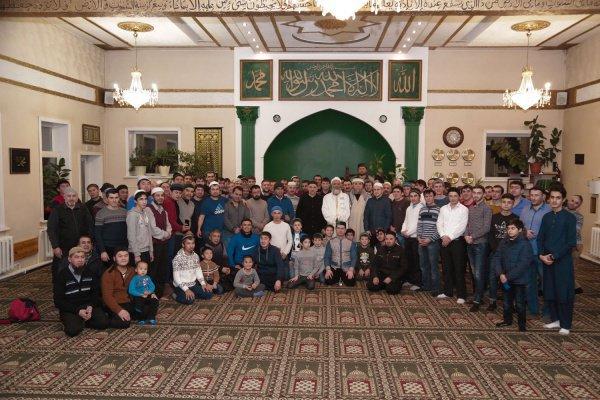 Бурятские мусульмане отметили день рождения Пророка.