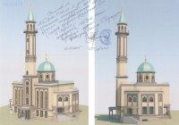 Пермские мусульмане представили проект новой мечети на публичные слушания