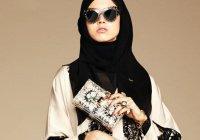 Dolce & Gabbana представили свою первую коллекцию хиджабов и абай (ФОТО)