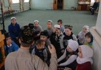 Черемшанские дети изучают жизнь Пророка
