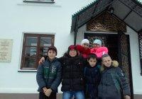Дети из Пестречинского района совершили экскурсию в Казань