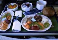 На самолетах «Аэрофлота» начали подавать халяльное питание