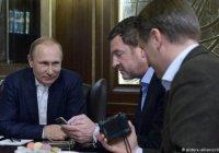 Путин призвал Сирию к конституционной реформе