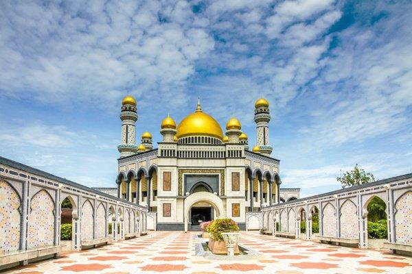 Мечеть Джами Аср Хассанил Болкиа, Бруней