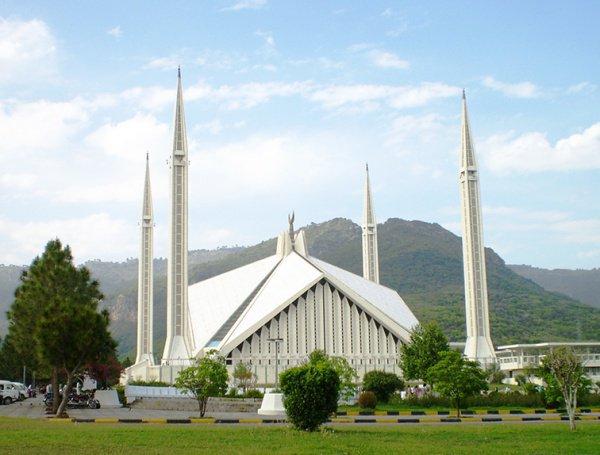 Мечеть Фейсал, Пакистан