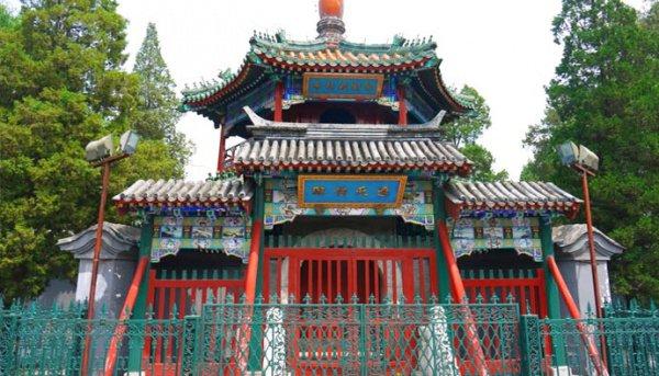 Мечеть Нюцзе, Китай.
