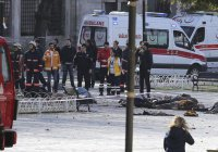Установлена личность террориста, подорвавшего себя в Стамбуле