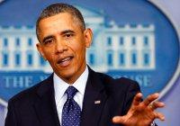 Барак Обама осудил исламофобию