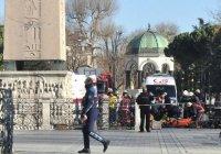 Возможный организатор стамбульского теракта задержан в Турции