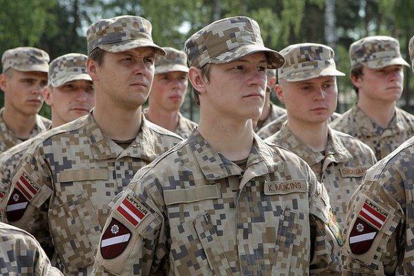 Латвийские военные будут обучать иракских солдат.
