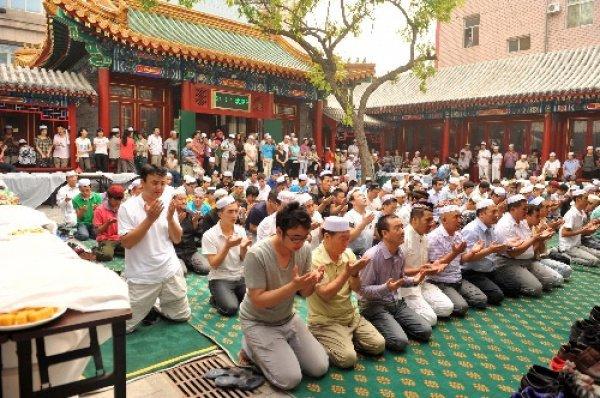 Мусульмане в Китае