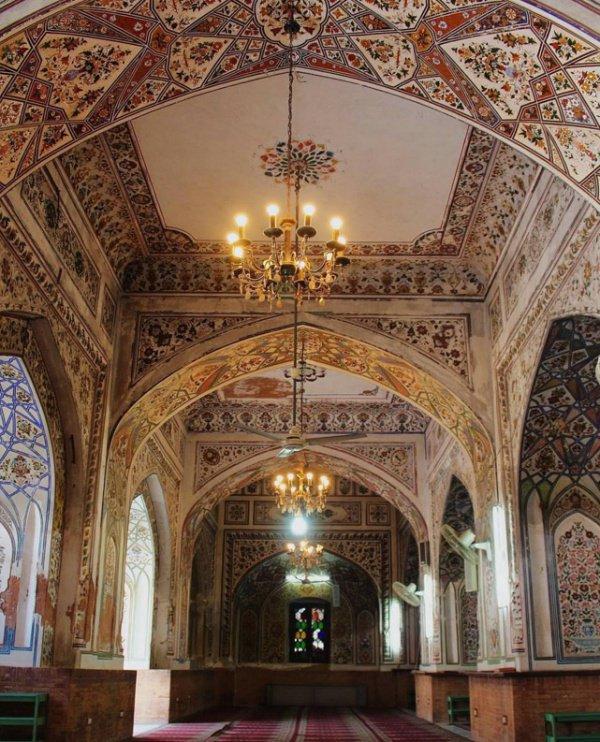 Мечеть Мохаббат-Хан, Пешавар.