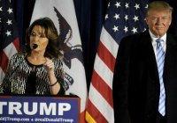 Сара Пэйлин: Трамп покончит с ИГИЛ
