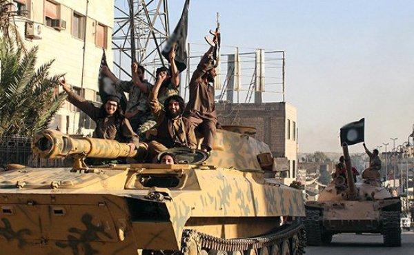 Город Ракка - главный оплот ИГИЛ.
