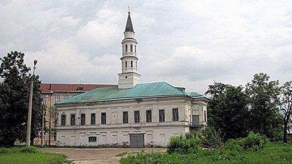 Мечеть Иске-Таш в Казани