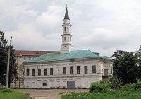 Собери Паззл - Мечеть Иске-Таш в Казани