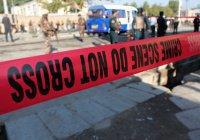 Возле посольства РФ в Кабуле прогремел взрыв