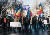 Оппозиционеры Молдавии продолжают акцию протеста