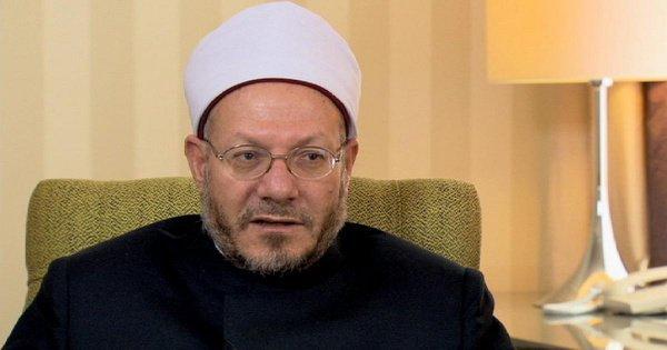 Верховный Муфтий Египта Шауки Аллам.