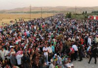 Пережить «Один день в шкуре беженца» предлагают участникам форума в Давосе