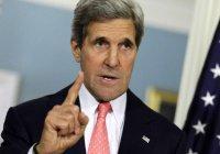 Джон Керри сообщил об отмене антироссийских санкций