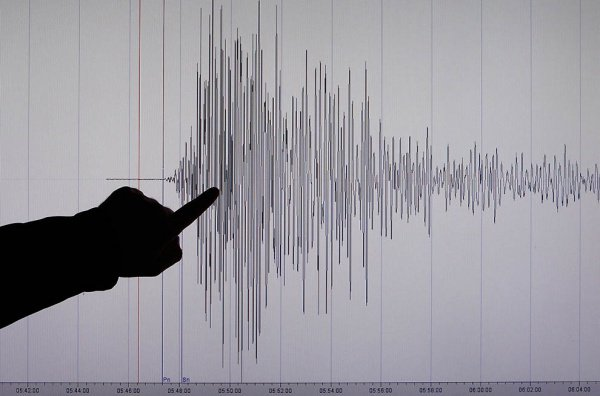 В Средиземном море за час произошло два землетрясения.