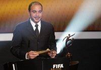 Принц Иордании метит в президенты ФИФА