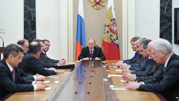 Путин проведёт заседание Совета по противодействию коррупции.