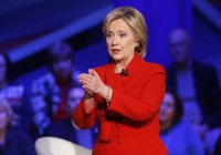 "Хиллари Клинтон об исламофобии: ""Стыдно, обидно, опасно"""