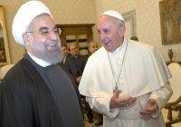 В Риме сделали все, чтобы не оскорбить президента Ирана