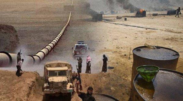 Турцию уже давно обвиняют в покупке нефти у ИГИЛ.