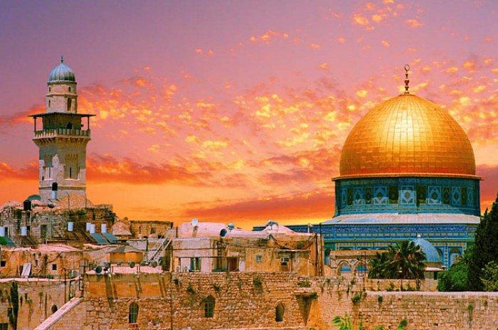 Иерусалим времен халифа Умара (р.а.)