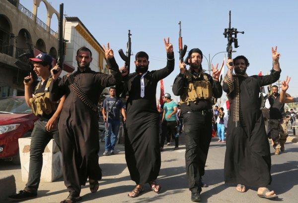 Арестованные террористы активно планировали теракты в общественных местах.